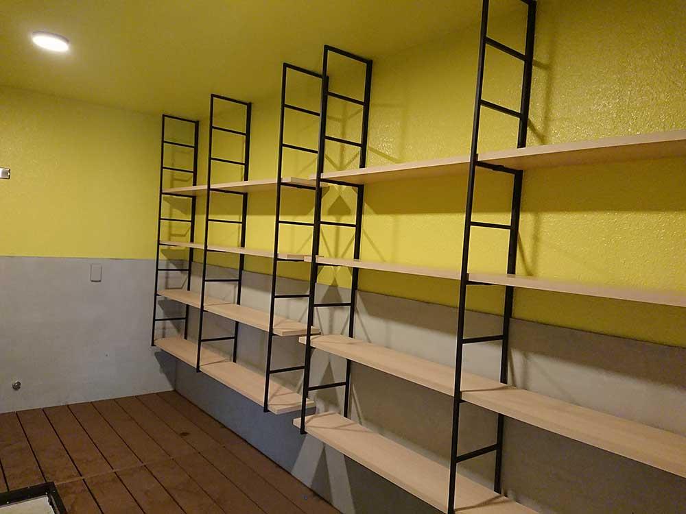 富戸の更衣室