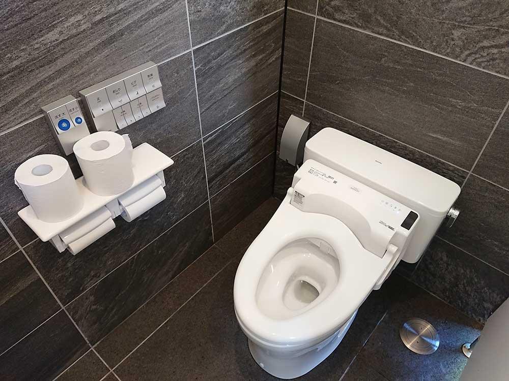 富戸の温水洗浄便座