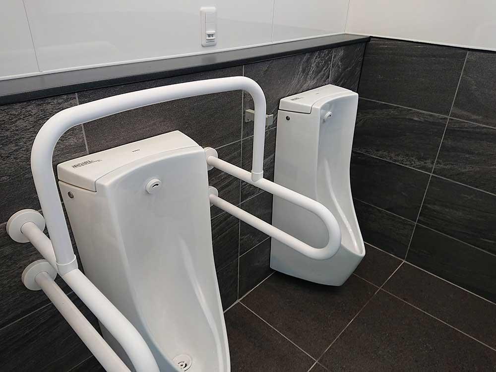 富戸のトイレ男性用